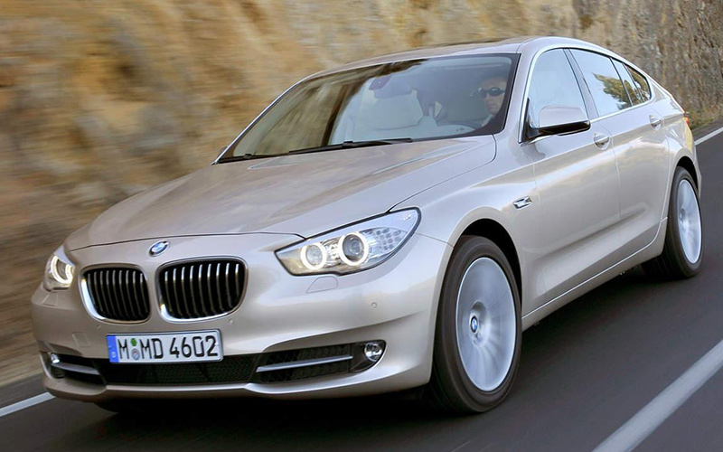 BMW serii 5 F07 GT