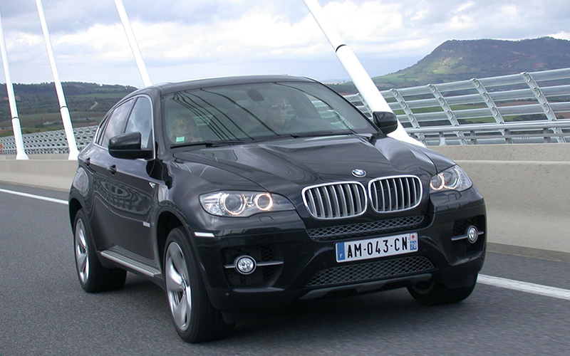 BMW X6 E 72